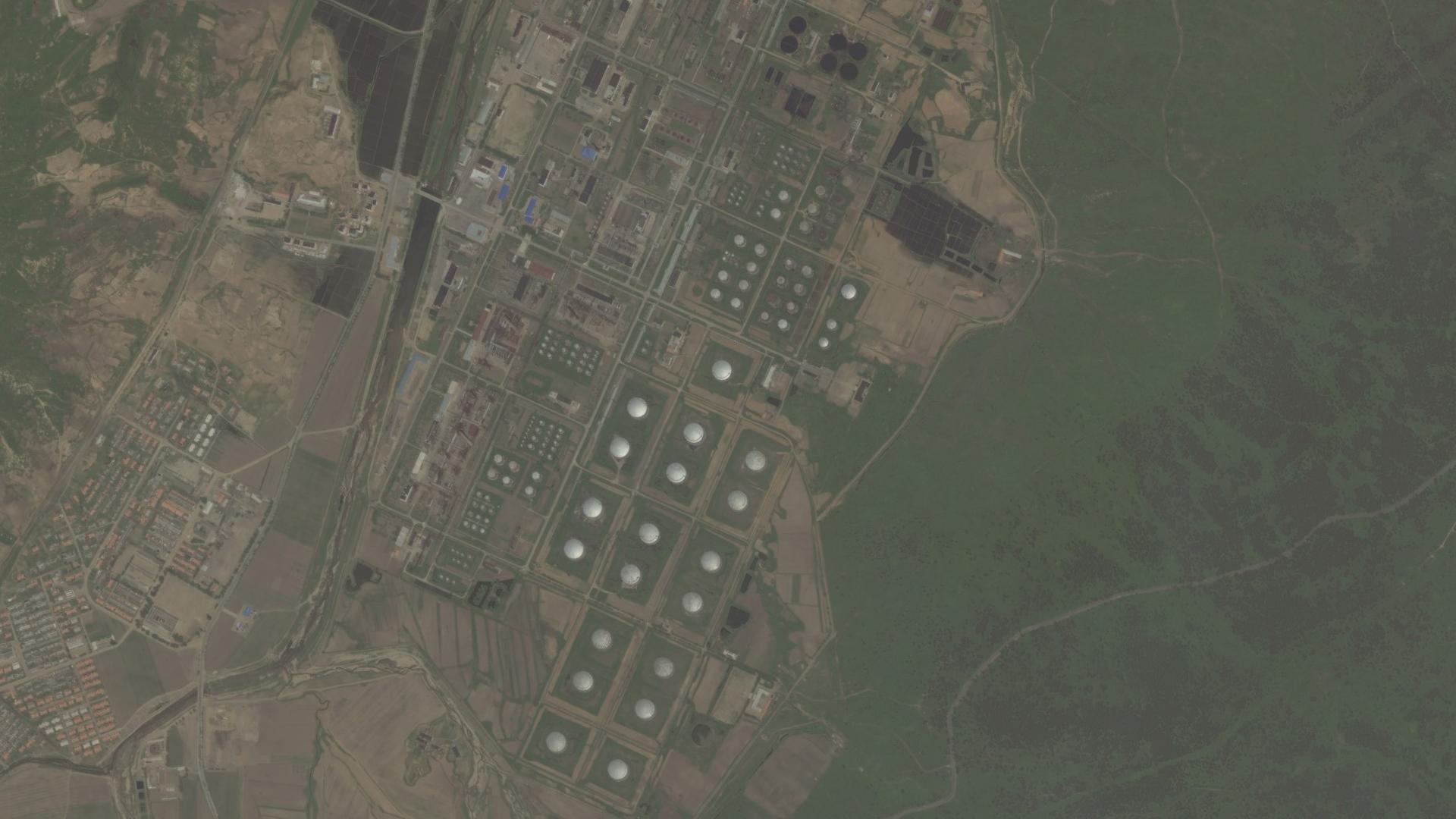 Rason-refinery