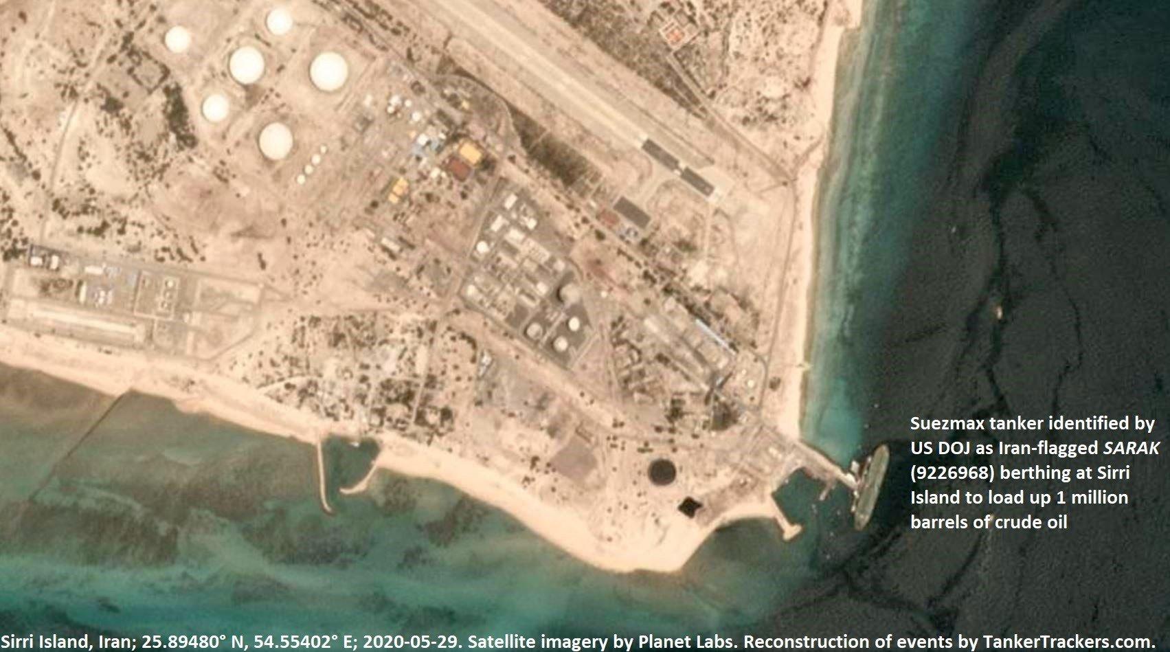 2020-05-29 Sirri Island