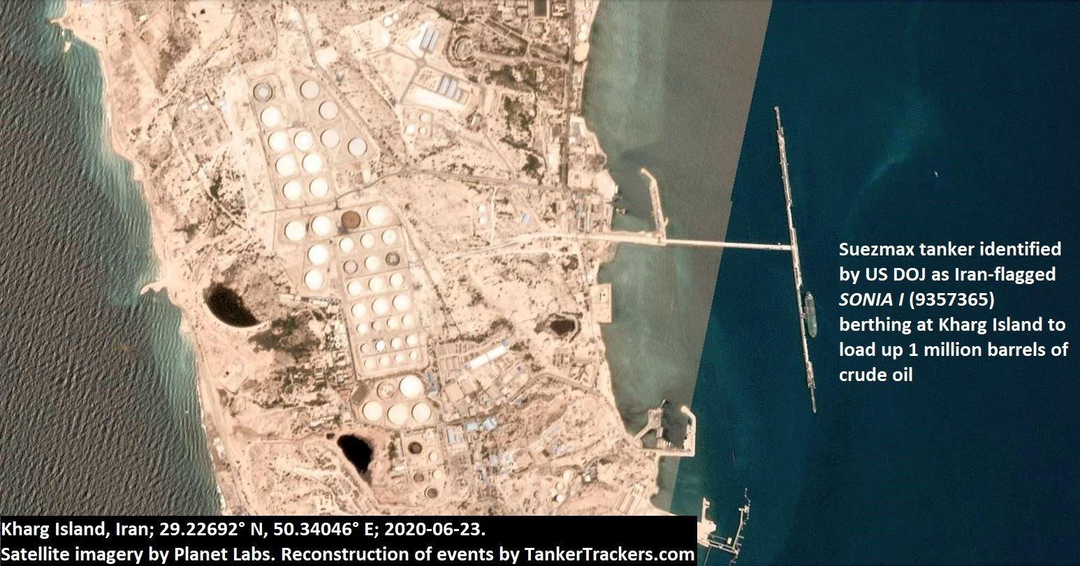 2020-06-23 Kharg Island